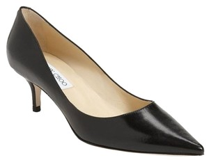 Jimmy Choo New With Defects Pointed Toe Classic Black Pumps