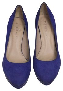 Antonio Melani Blue Pumps