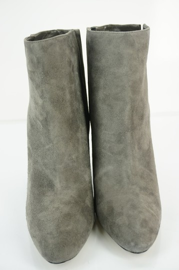 Jimmy Choo Suede 439013810809 Gray Boots