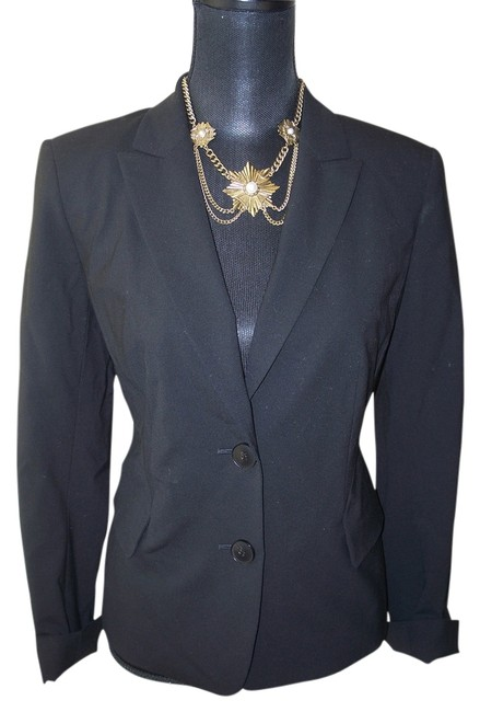 Preload https://img-static.tradesy.com/item/13387813/lafayette-148-new-york-ny-black-jacket-blazer-size-6-s-0-1-650-650.jpg