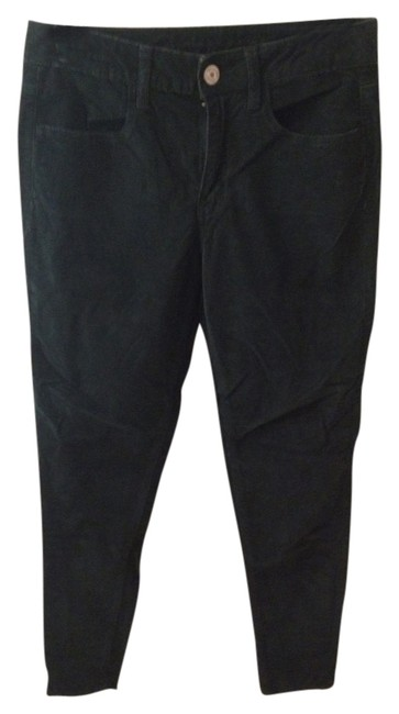 American Eagle Outfitters Skinny Pants dark green