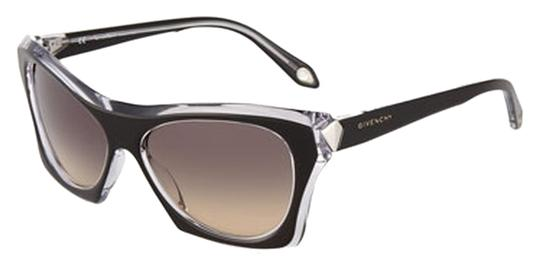 Preload https://img-static.tradesy.com/item/13388323/givenchy-black-white-faceted-plastic-rectangle-crystal-msrp-sunglasses-0-1-540-540.jpg
