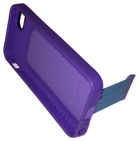 Preload https://item2.tradesy.com/images/speck-grapelavenderpeacock-iphone-5-case-tech-accessory-1338846-0-1.jpg?width=440&height=440