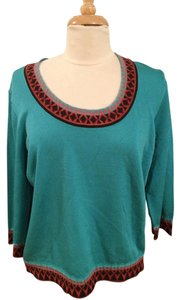 Jones New York Embellished Tunic