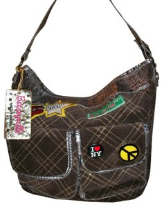 Betsey Johnson Tote in multi color