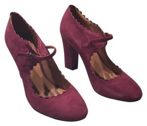 Aerin Garnet Pumps