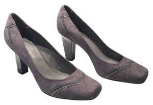 Franco Sarto Grey Pumps