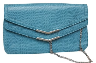 White House | Black Market Teal Clutch