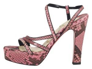 Christian Louboutin 175648 Pink Sandals