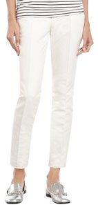 MCQ by Alexander McQueen Casual Trouser Pants White