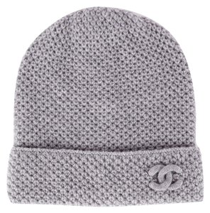 Chanel CHANEL PARIS-NEW YORK KNIT HAT WITH TAG