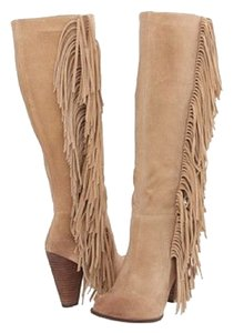 MIA Natural suede Boots