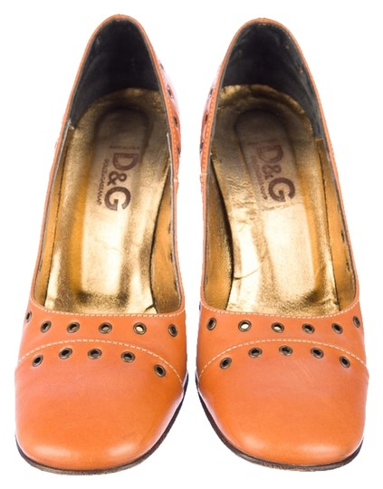 Preload https://item2.tradesy.com/images/dolce-and-gabbana-cognac-tan-dolce-and-gabbana-scarpa-square-toe-pumps-size-us-7-regular-m-b-1339311-0-0.jpg?width=440&height=440