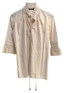 Roberto Cavalli Top Flamingo, light pink