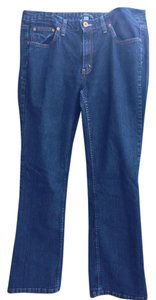 U.S. Polo Assn. Straight Leg Jeans-Dark Rinse