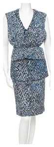 Rachel Comey Graphic Print Natural Print Spring Brunch Luncheon Wedding Season Dress