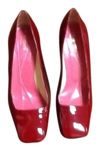 Kate Spade New York Patent Red Pumps