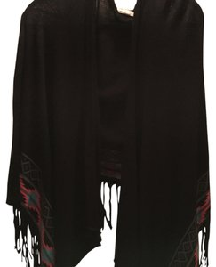 LA Hearts Fringe Cardigan Sweater