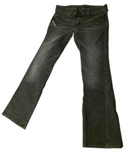 Diesel Boot Cut Jeans-Distressed
