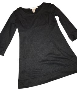 Max Studio Max Short Crew Neck Tunic