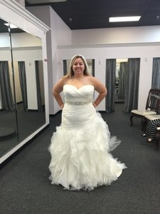 Mori Lee Mori Lee 3124 Wedding Dress
