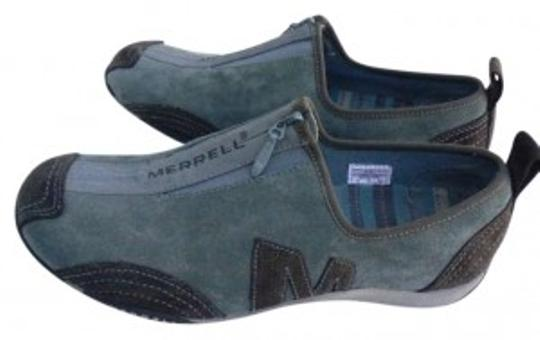 Merrell Slate Blue Athletic