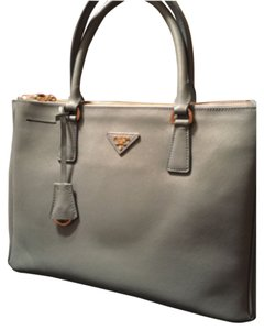 1b8895ee10ce Blue Prada Bags - Up to 90% off at Tradesy (Page 2)