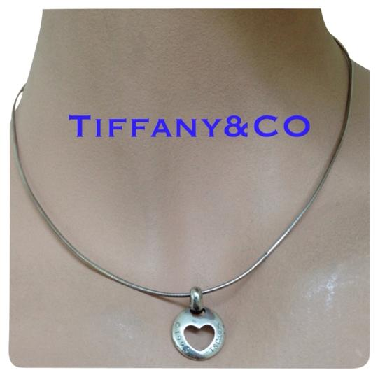 Tiffany & Co. Authentic Retired Tiffany &Co Wire Necklace