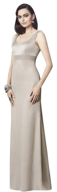 Item - Sand 2901 Long Night Out Dress Size 6 (S)