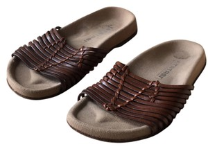Birkenstock Birkinstock Slide Mule Beach Brown Sandals