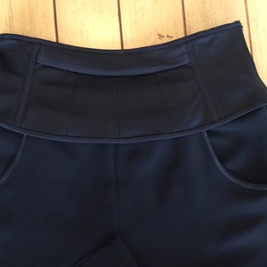 Kay Unger Straight Pants Black