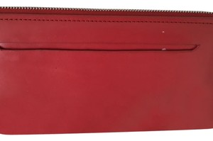 Theory Wristlet in Red