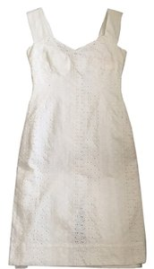 Vivienne Westwood Red Label short dress White on Tradesy