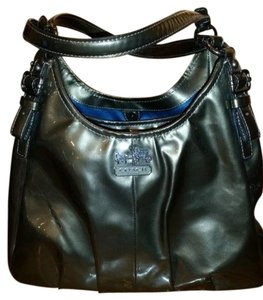Coach Tote in Pewter