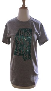 So Southern Accents T Shirt Grey