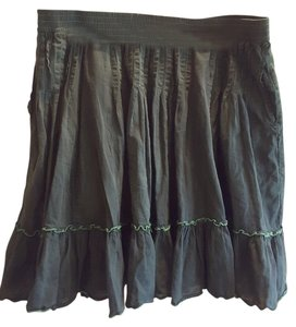 Gap Skirt Blue and green