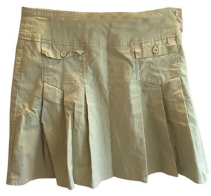 Ardent B Skirt Light Sage green