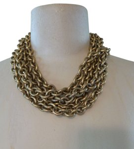 MONET Monet Statement Mulitple Chain Necklace
