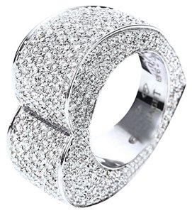 Piaget Piaget 18K White Gold Heart Ring G34A5300 US 8.75