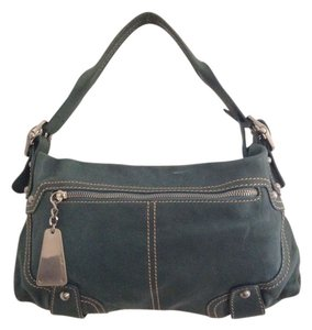 Via Spiga Leather Spring Shoulder Bag