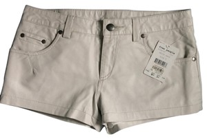 Free People Mini/Short Shorts White sand