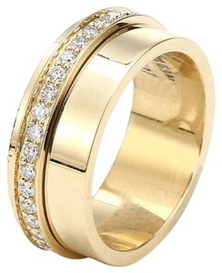Piaget Piaget 18K Yellow Gold Diamonds Ring G34PX300 US 7.25