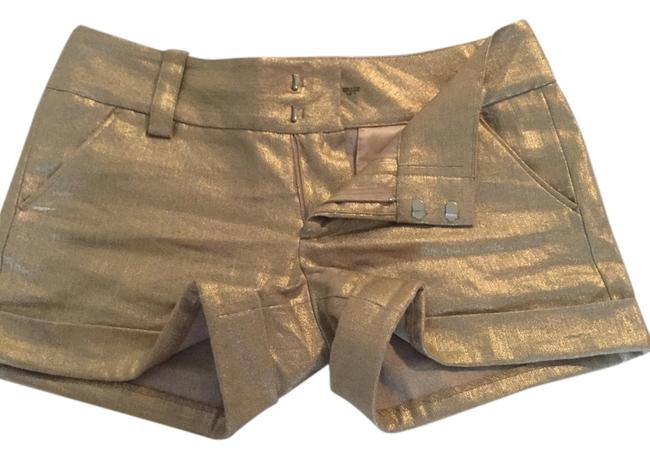Item - Gold And Shorts Size 4 (S, 27)