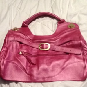 Foley + Corinna Satchel in Pink
