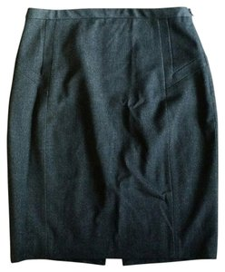 Express Pencil High Waist Studio Skirt Black