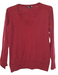 H&M V-neck Longsleeve Stretchy Comfortable Sweater