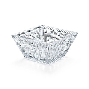 Tiffany & Co. Elegant Square Bowl