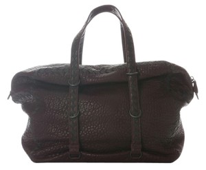 Bottega Veneta Bv.h1104.09 Large Brown Leather Shoulder Bag