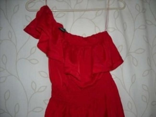 Body Central short dress Red on Tradesy