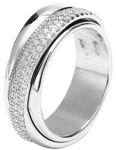 Piaget Piaget 18K White Gold Diamond Ring G34J1400 US 6.75